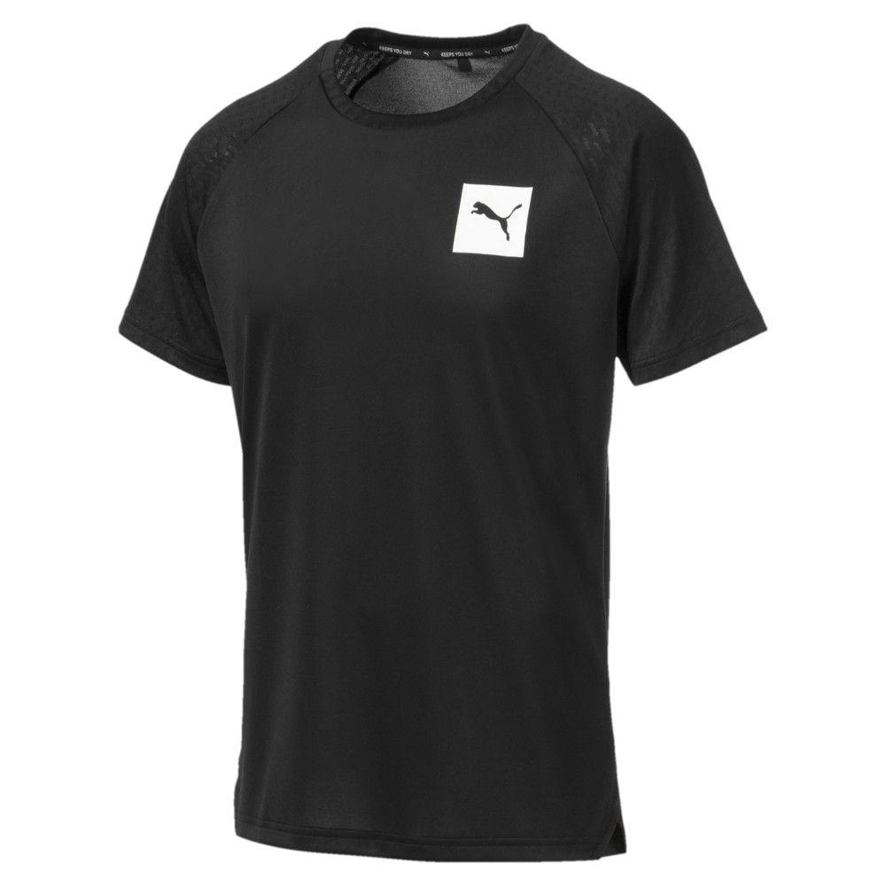 Camiseta Puma TEC SPORTS MEN'S TEE - Preto