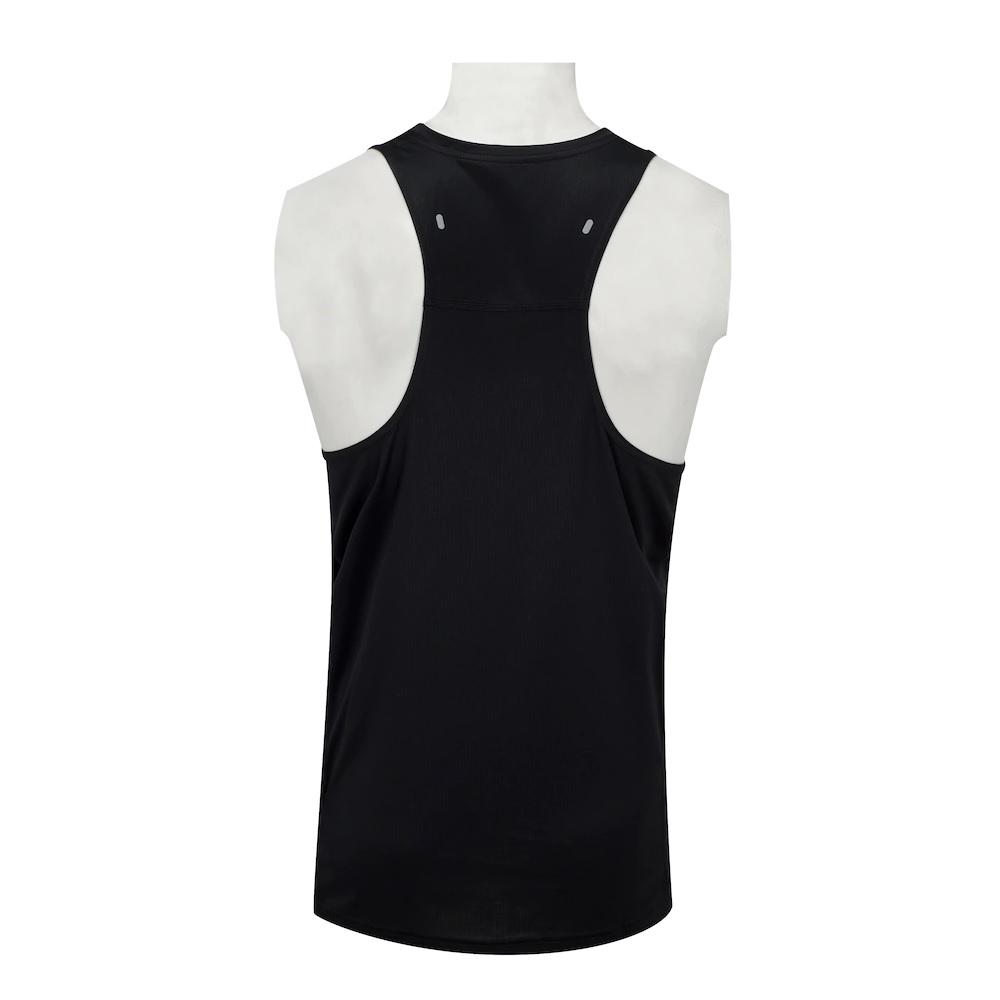Camiseta Regata Adidas Own The Run 3s Masculina - Preto