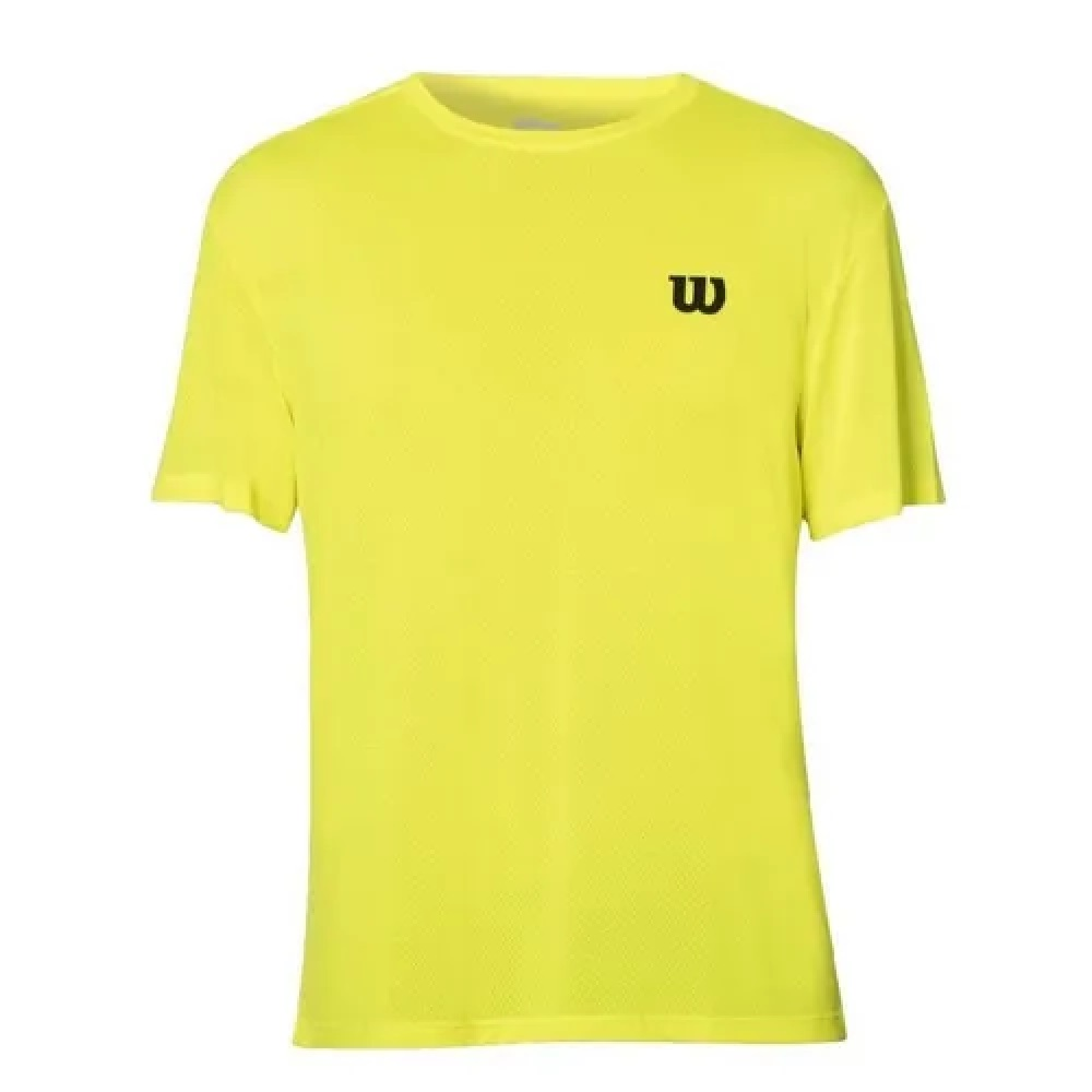 Camiseta Wilson For Masculina - Amarelo