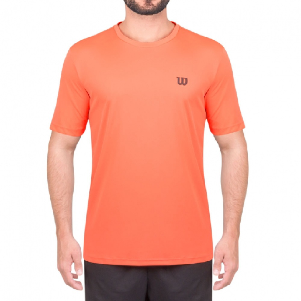 Camiseta Wilson For Masculina - Fluor Cora