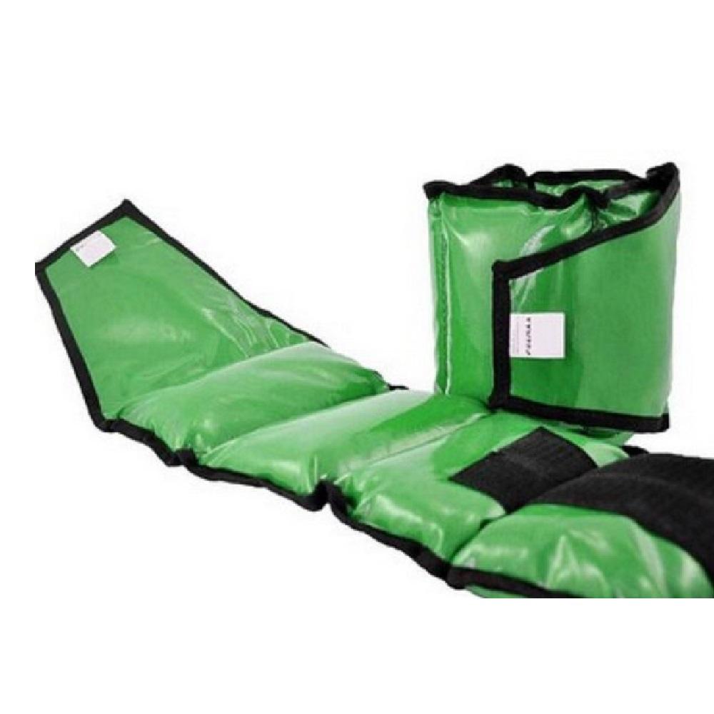 Caneleira de Peso Pulmax - 9Kg Verde