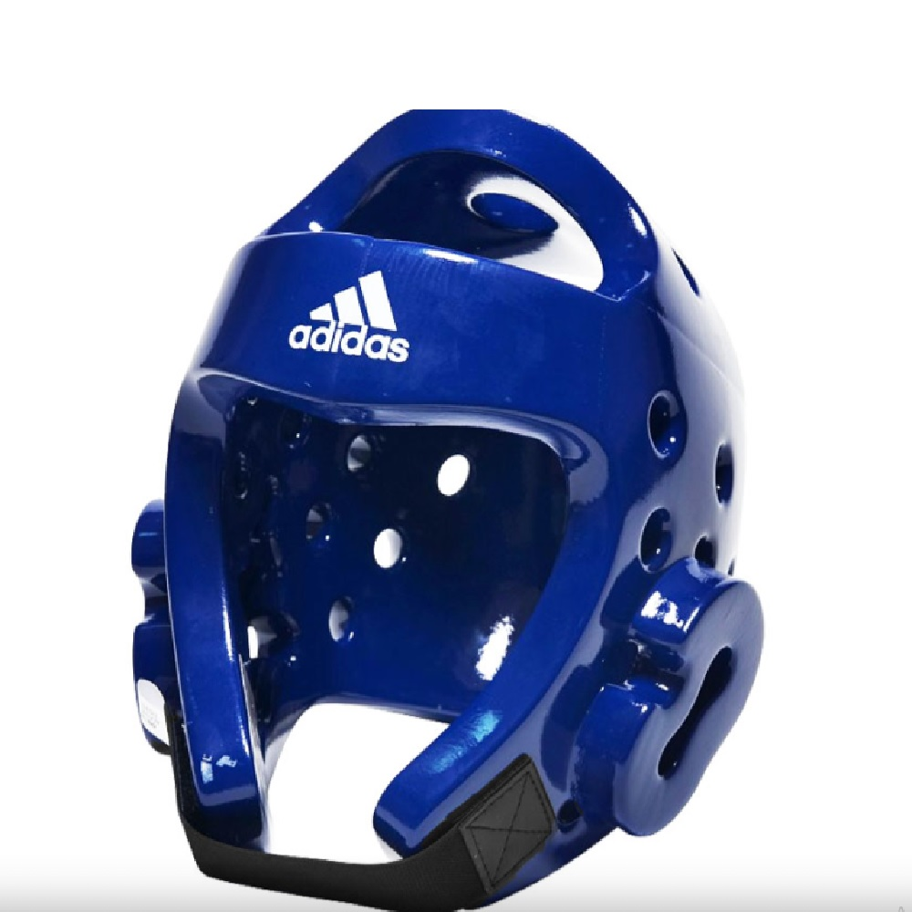 Capacete Adidas Taekwondo G - Azul