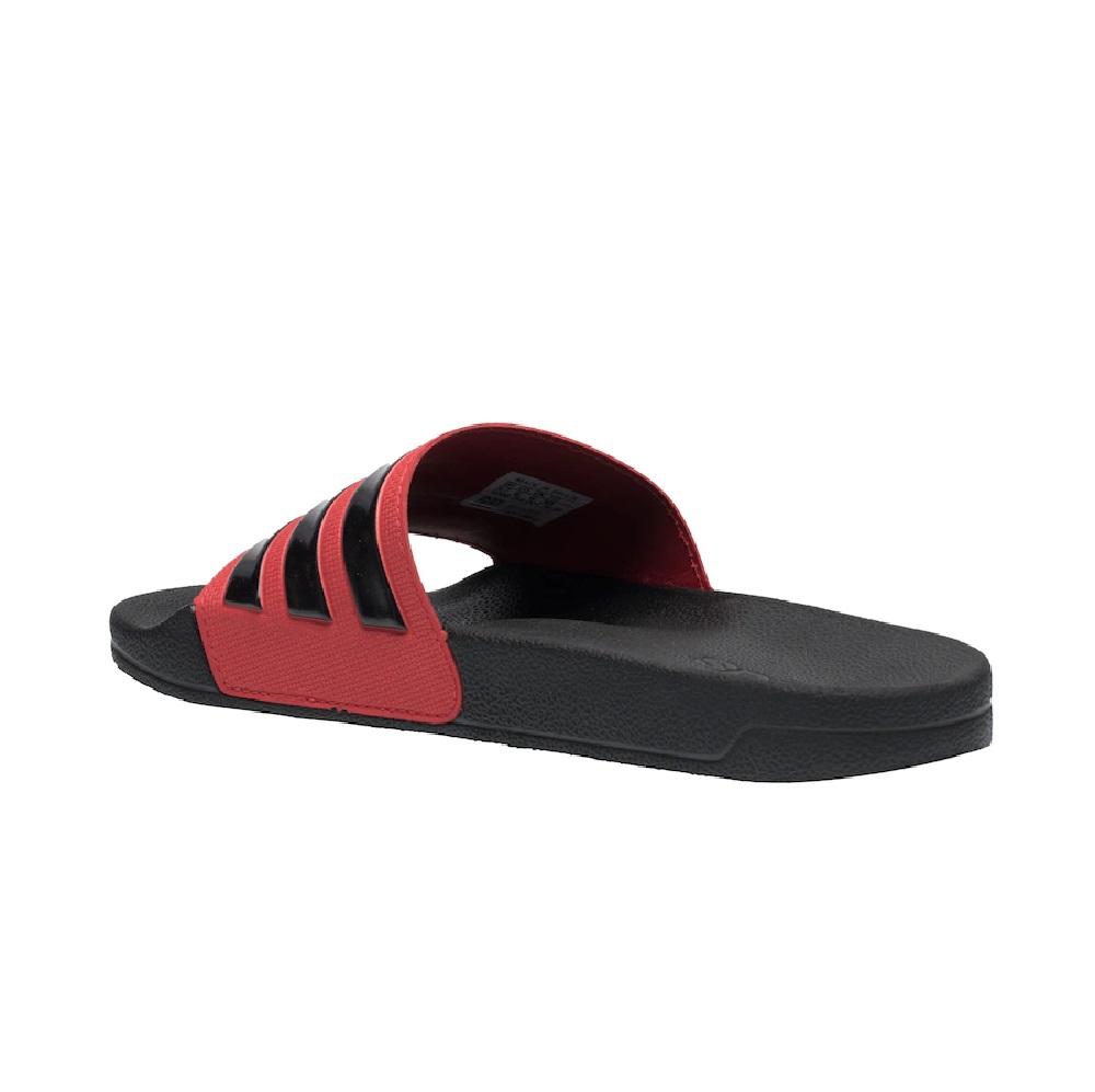 Chinelo Adidas Adilette Shower Flamengo - Vermelho/Preto