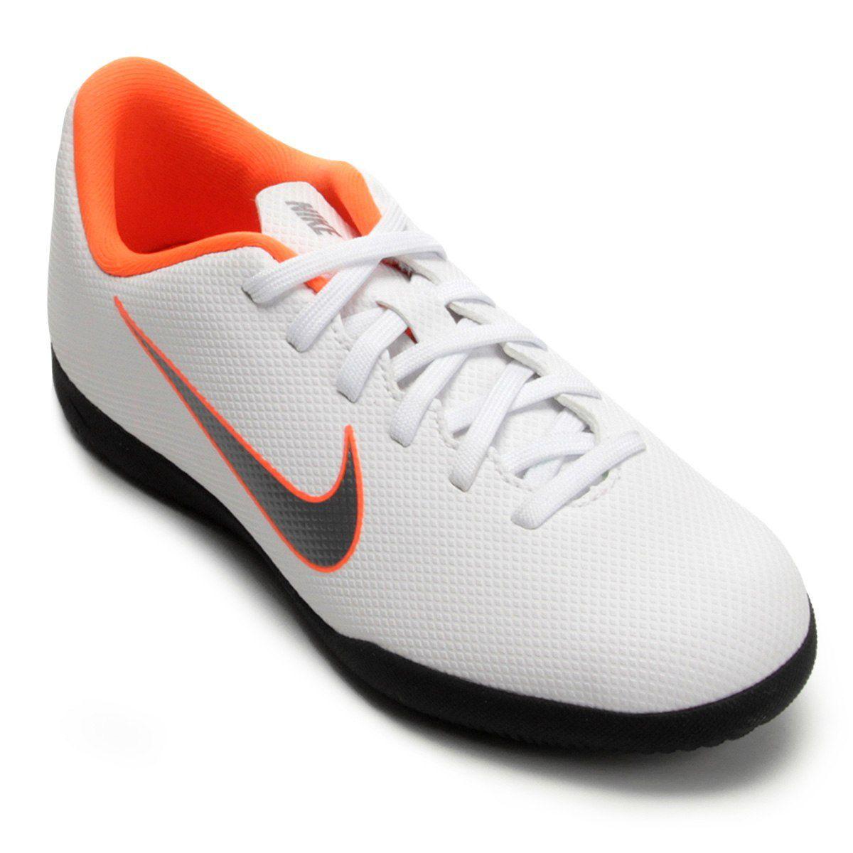 9b8bd3174a Chuteira Futsal Nike Mercurial Vaporx 12 Club - Titanes Esportes