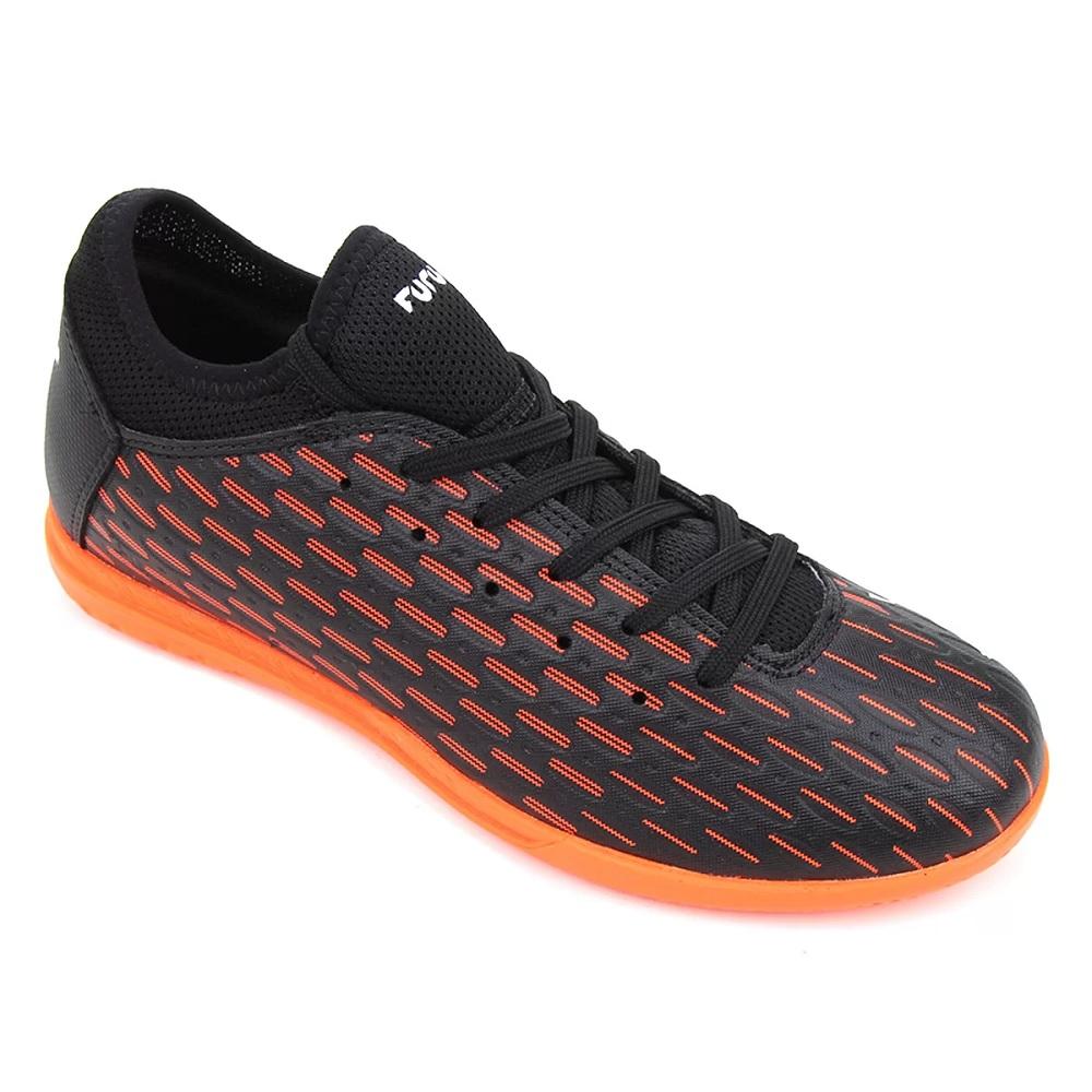 Chuteira Futsal Puma Future 6.4 Juvenil