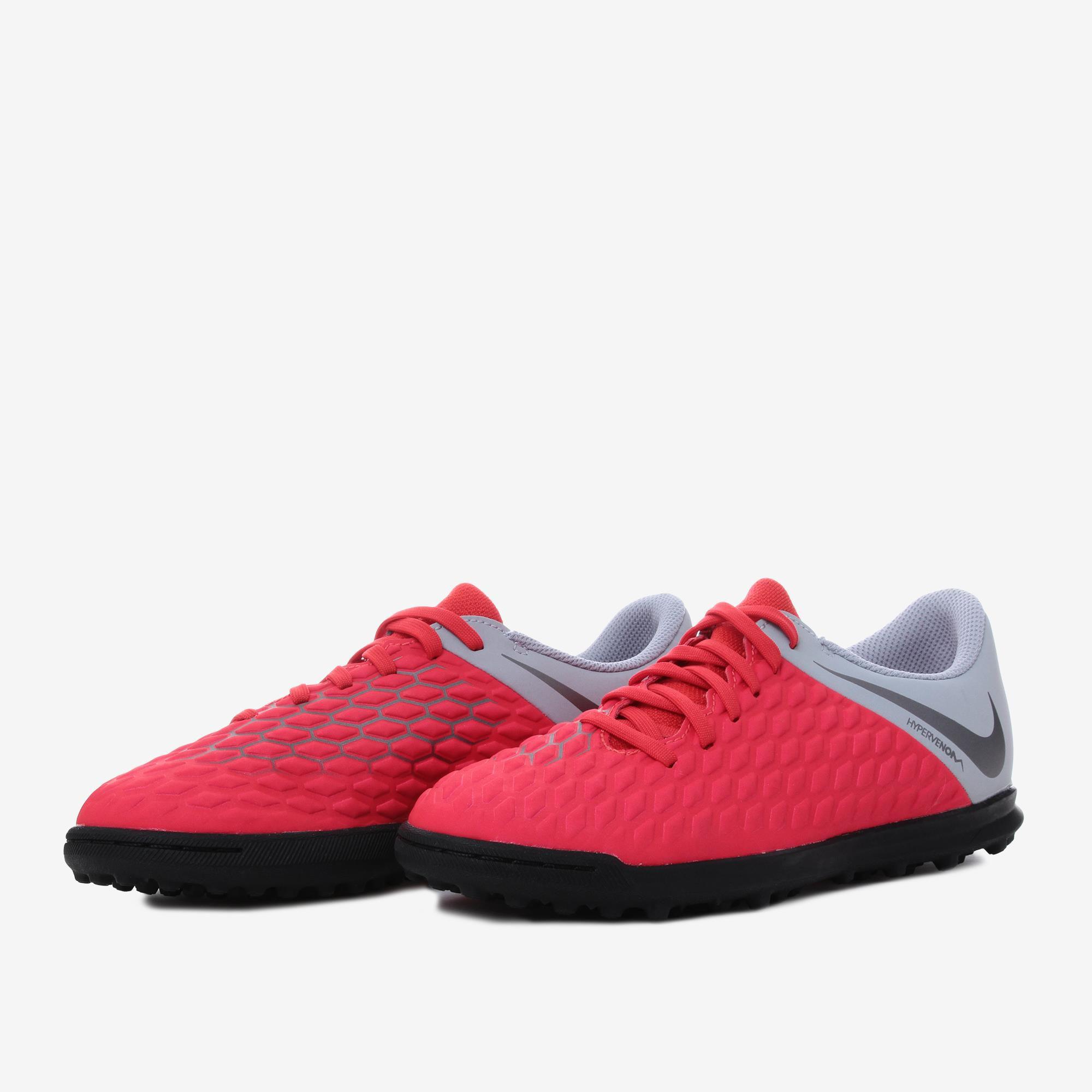 14b7e7e9a74 Chuteira Society Infantil Nike Hypervenom X III Club - Titanes Esportes