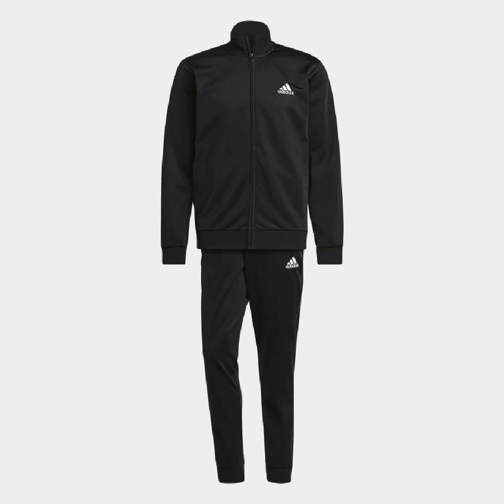 Conjunto Adidas Agasalho Primegreen Essentials Small - Preto