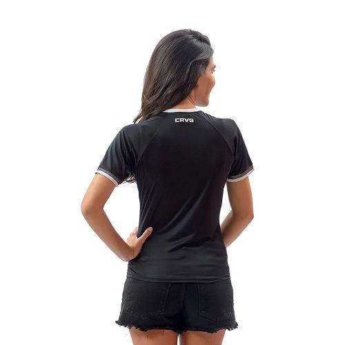 Camisa Braziline Care Vasco Feminina