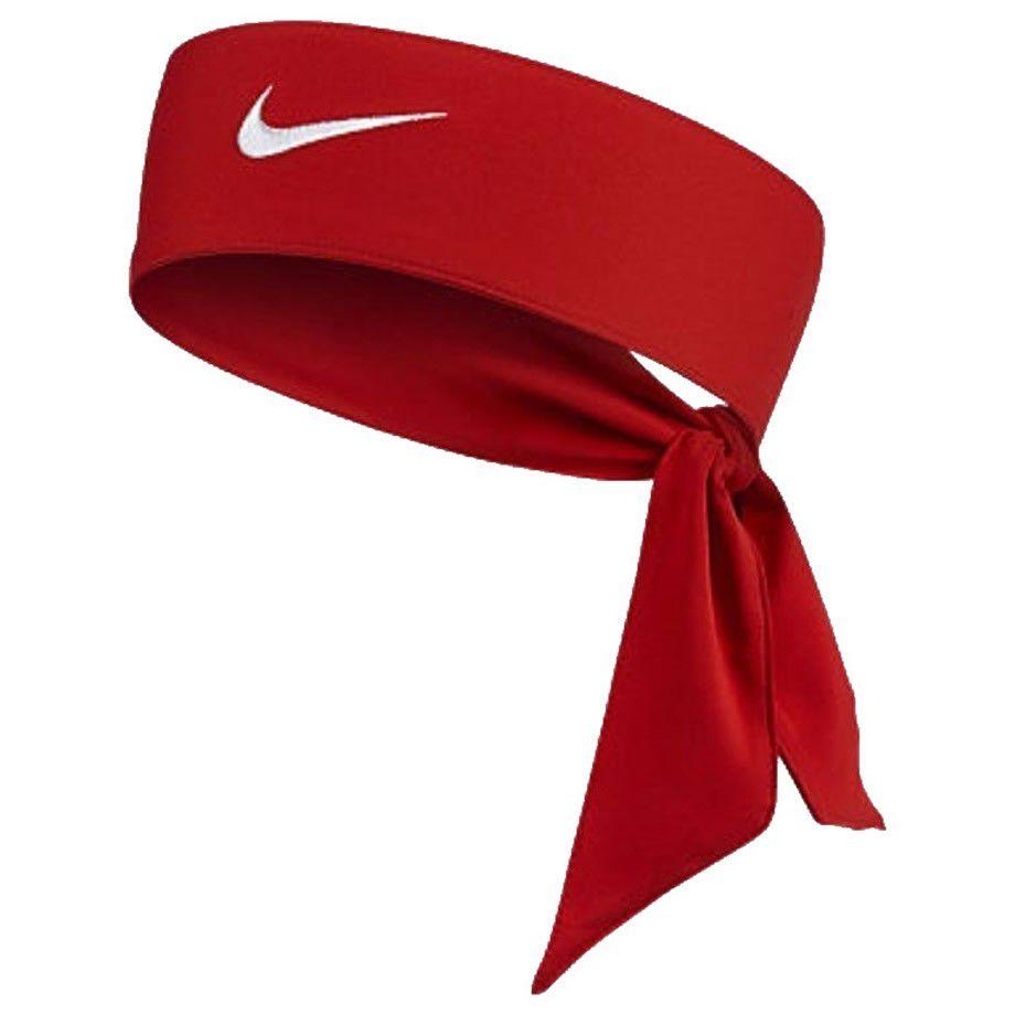 Faixa de Cabelo Nike Dri Fit Head Tie 2.0 - Vermelho
