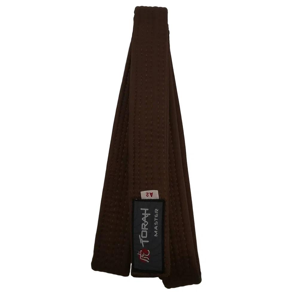 Faixa Marrom Judo - Torah-  Adulto