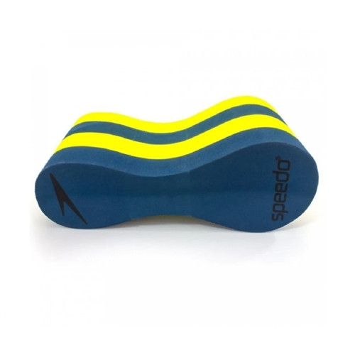 Flutuador Speedo Classic Pullbuoy - Azul/ Amarelo