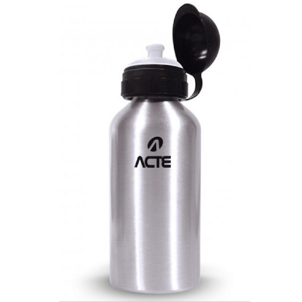 Garrafa Squeeze Acte 500 ml - Prata