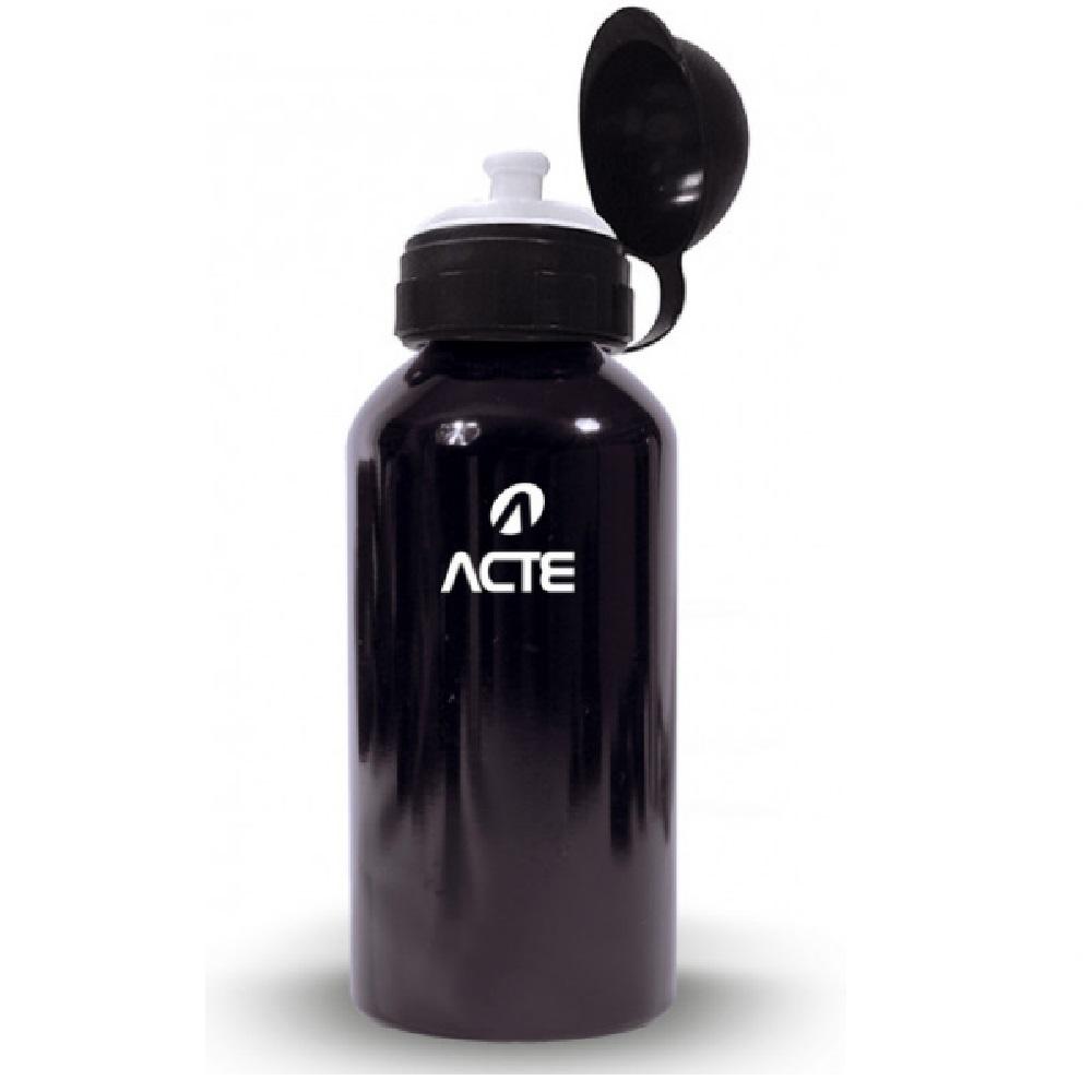 Garrafa Squeeze Acte 500 ml - Preto