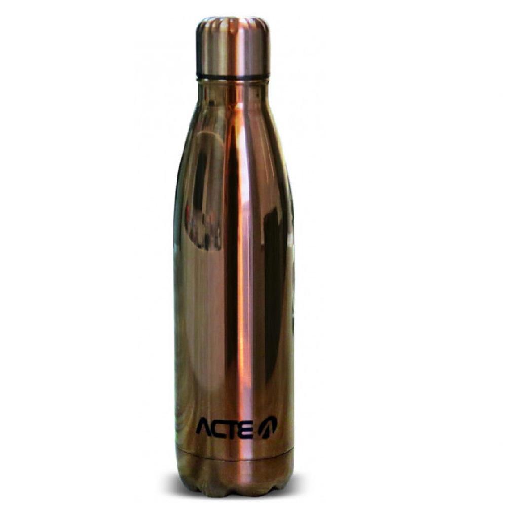 Garrafa Térmica ACTE  500 ML - Bronze