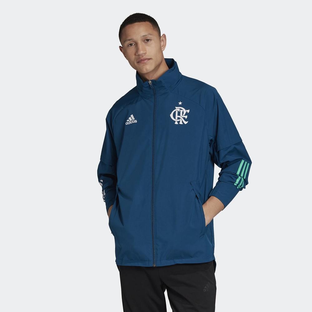 Jaqueta Adidas Flamengo CRF AW c/ Capuz