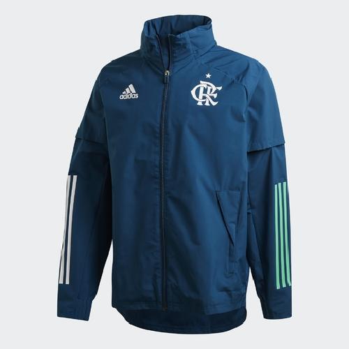 Jaqueta Flamengo CRF AW c/ Capuz - Adidas