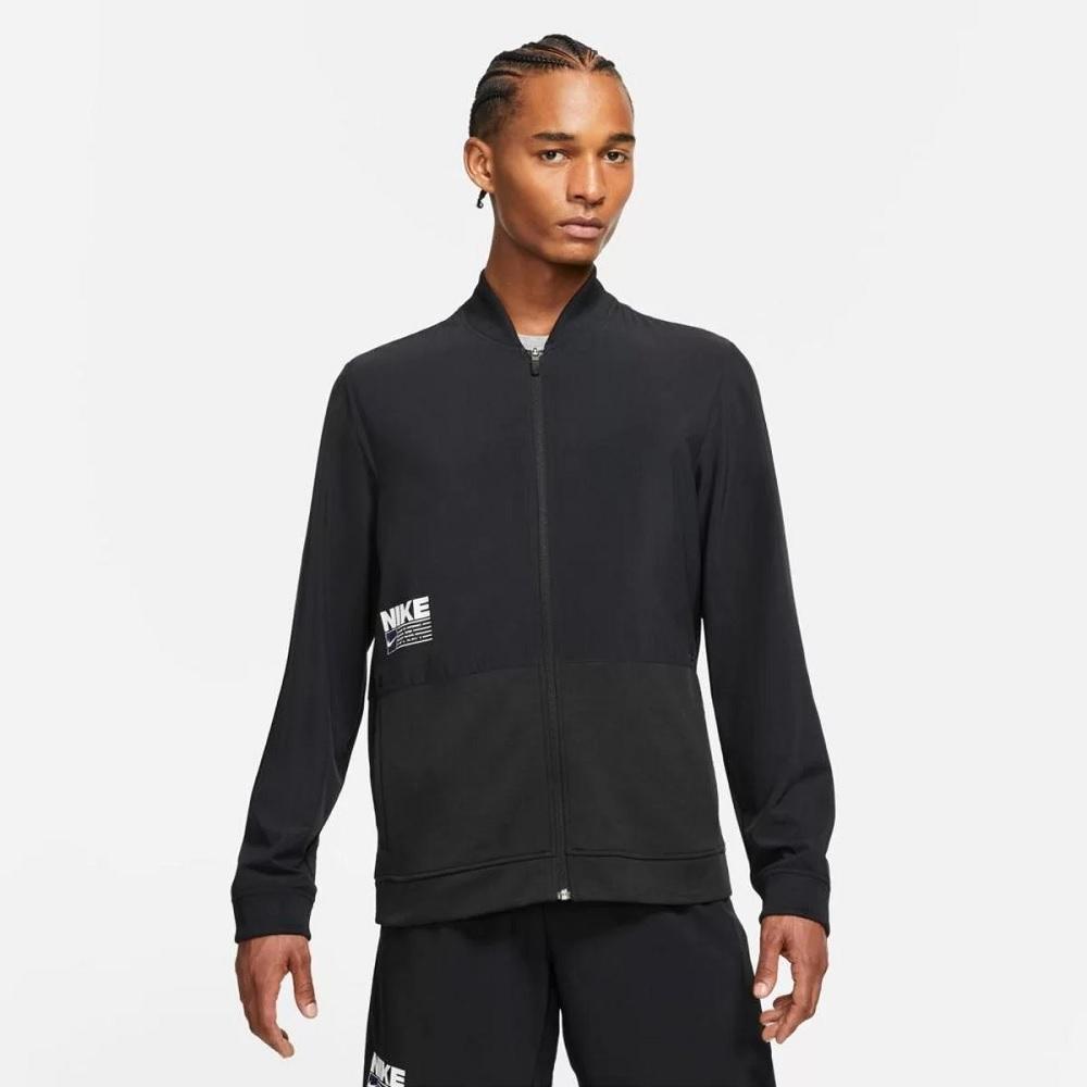 Jaqueta Nike Dri-FIT Masculina - Preto