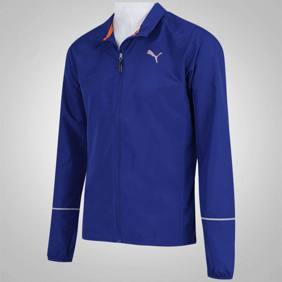 Jaqueta Puma Wind - Blue - Original