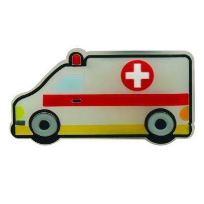 Jibbitz Broche Ambulância - Crocs