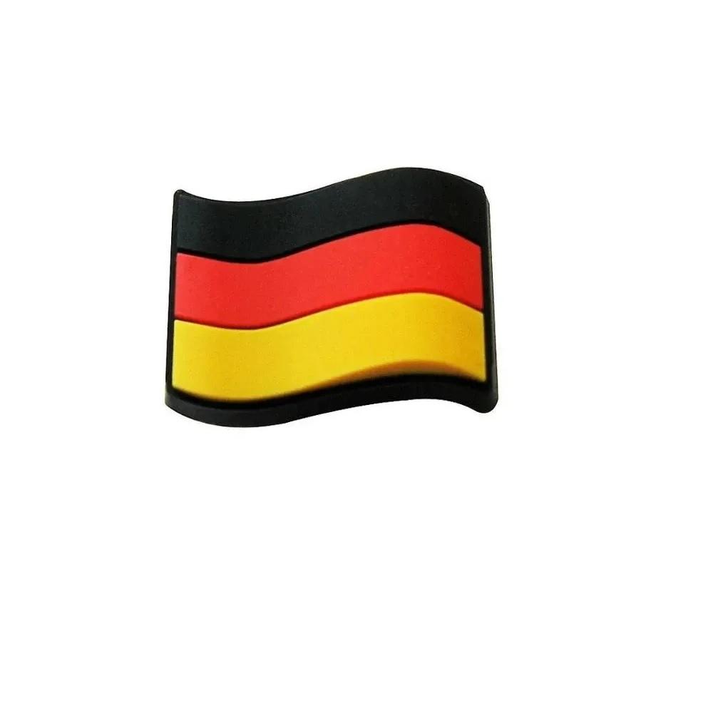 Jibbitz Broche Bandeira Germany - Crocs