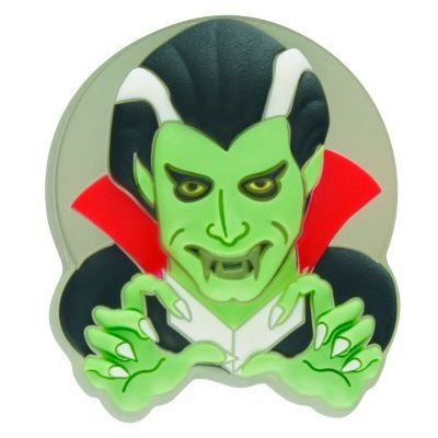 Jibbitz Broche Led Vampiro - Crocs