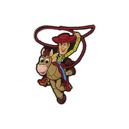 Jibbitz Broche Toy Story Woody Original - Crocs