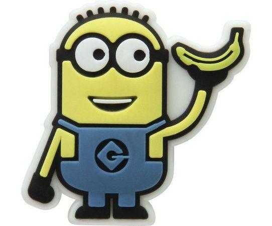 Jibbitz Crocs Minion Banana