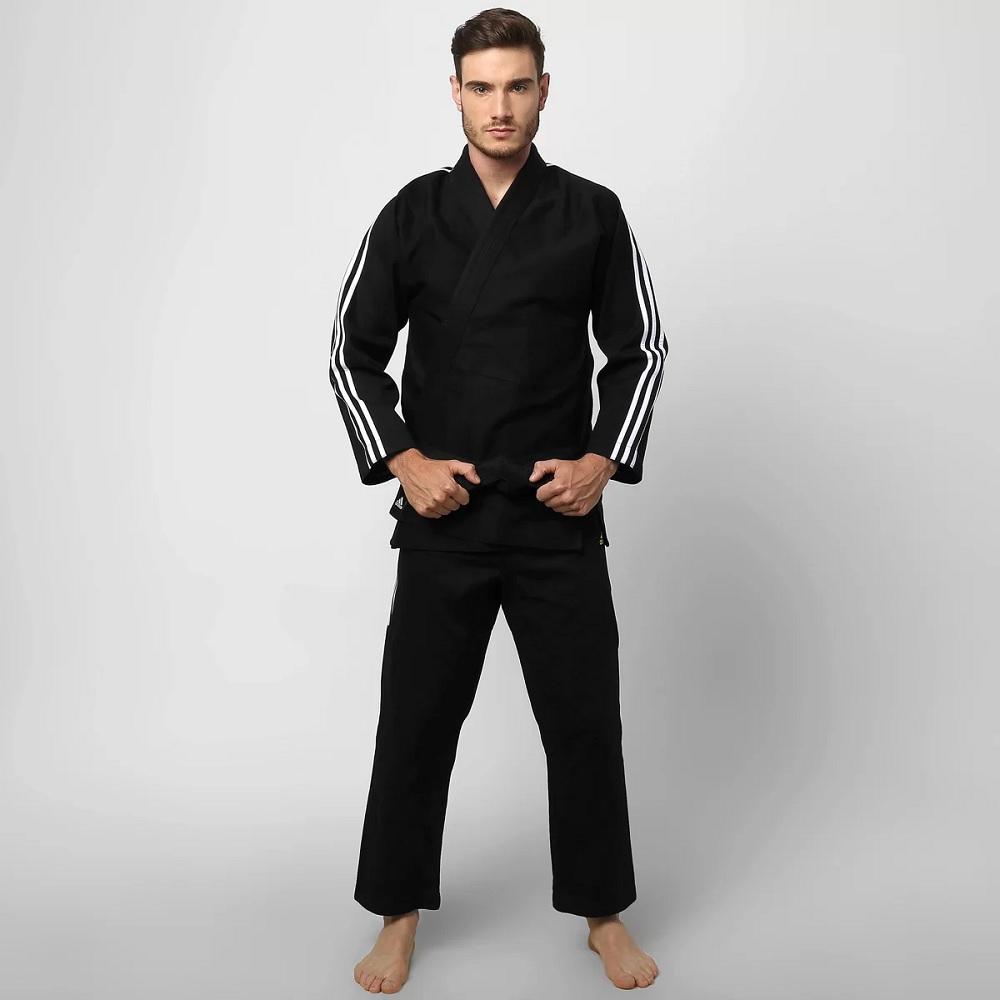Kimono Adidas Jiu-Jitsu Contest - Preto