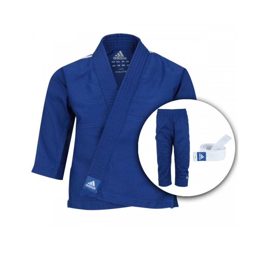 Kimono Judô Clube Adidas - Azul