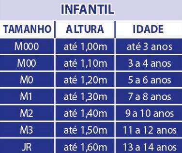 Kimono Infantil - Refor Judo / Jiu-Jitsu - combat Kids - Torah