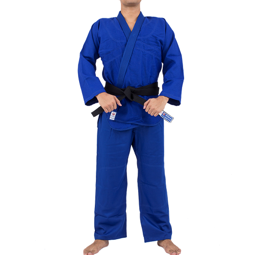 Kimono Infantil Training JUDÔ/JIU-JITSU Torah - Azul