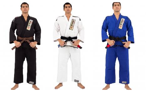Kimono Infantil Trançado Plus Jiu Jitsu - Torah