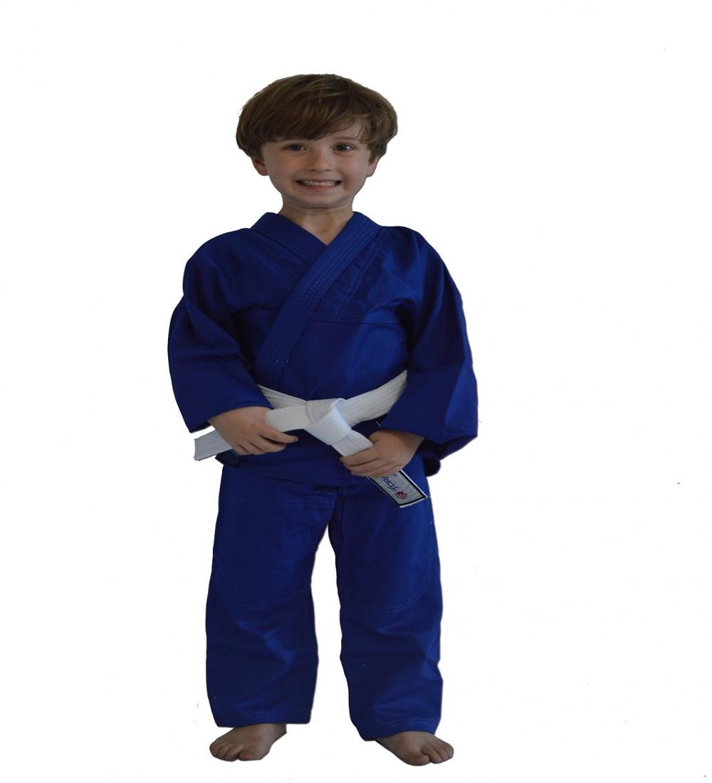 Kimono Iniciante Infantil - Judo/Jiu Jitsu - Torah - Azul