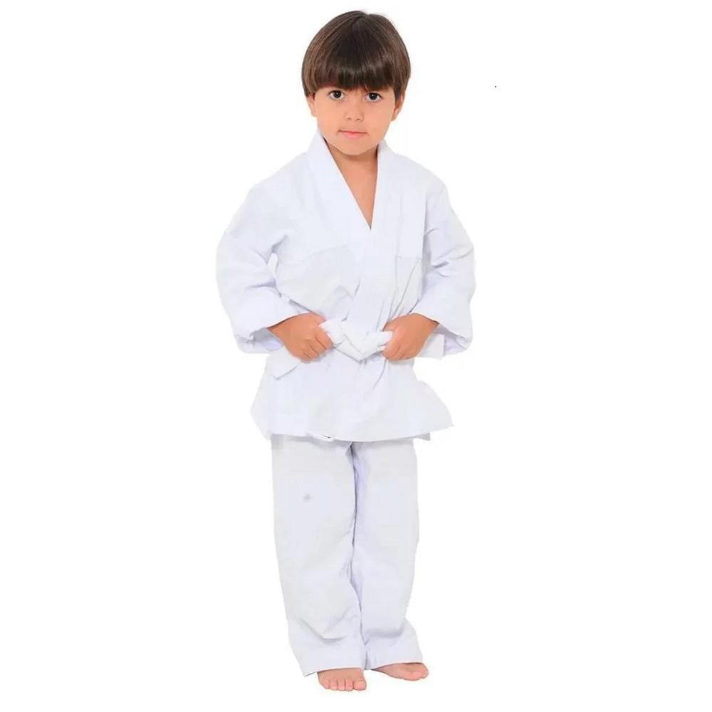 Kimono Iniciante Infantil - Judo/Jiu Jitsu - Torah - Branco