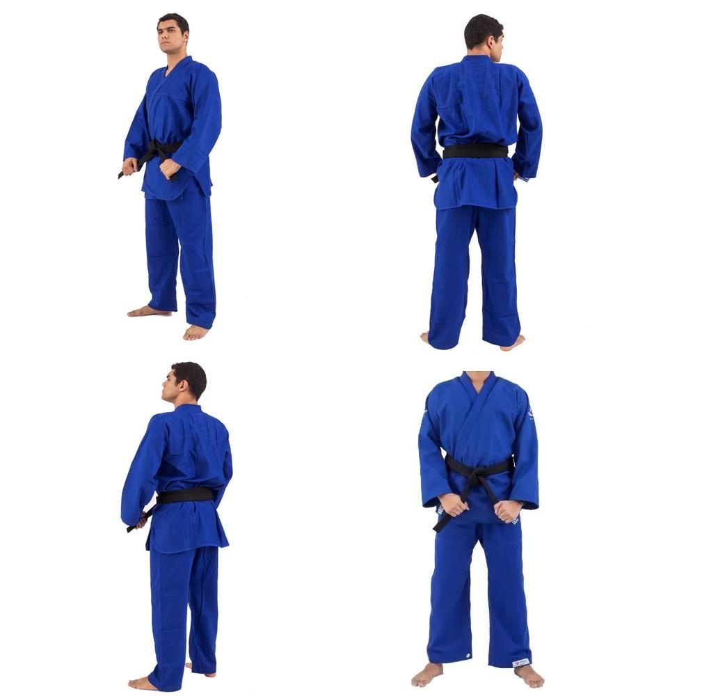 Kimono Iniciante - Judo/Jiu Jitsu - Torah - Azul