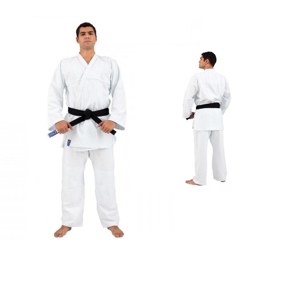 Kimono Torah Iniciante Judo / Jiu Jitsu Branco - A5