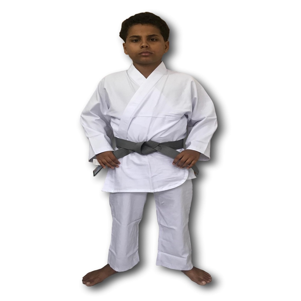 Kimono Reforçado Infantil - Karate - Torah - Branco