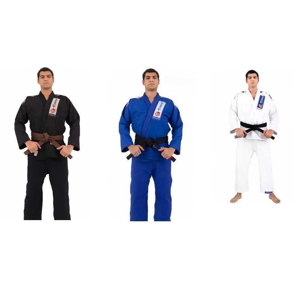 Kimono Torah Trançado Advanced Jiu Jitsu - A5