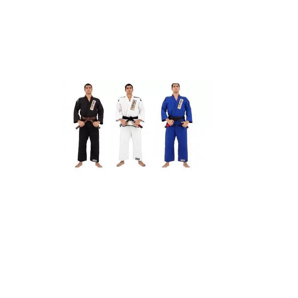 Kimono Trançado Plus Torah Jiu Jitsu - A5