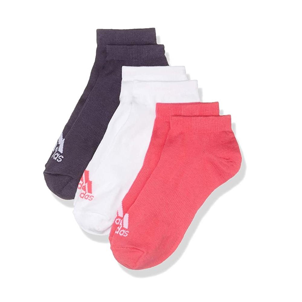 Kit Meia Adidas Sapatilha Per No-Sh - 39/42