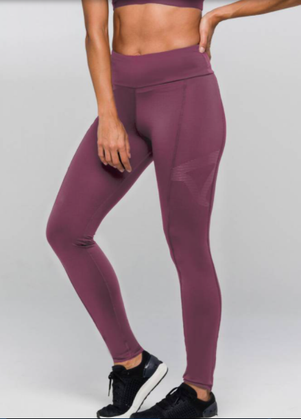 Legging Signature surge - Bordo - Authen