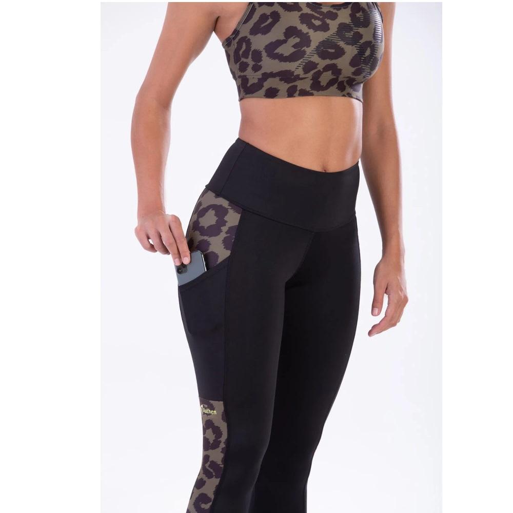 legging Authen Signature Surge - Estampa Jaguar