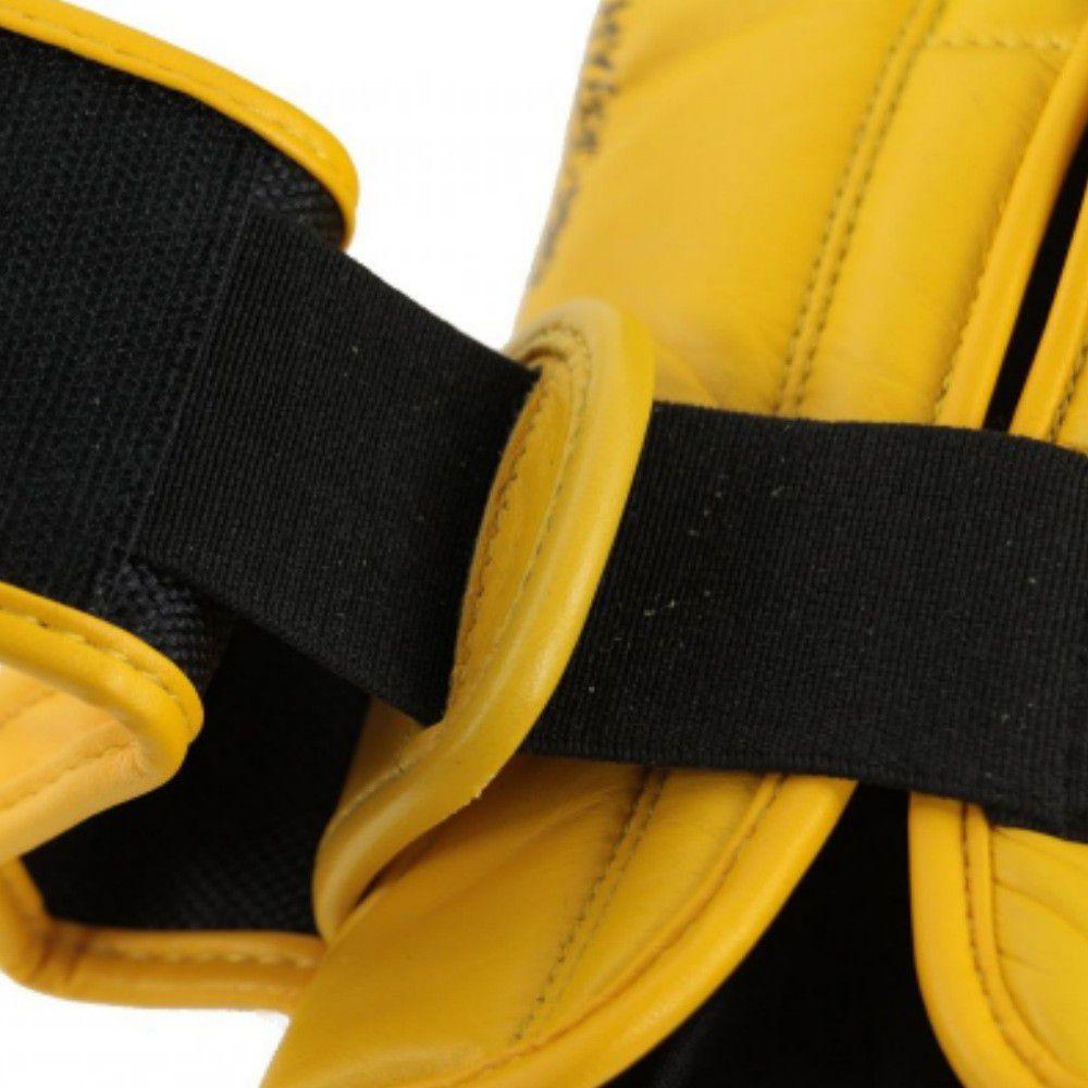 Luva Adidas Hybrid 100 - Amarelo\ Preto - Original