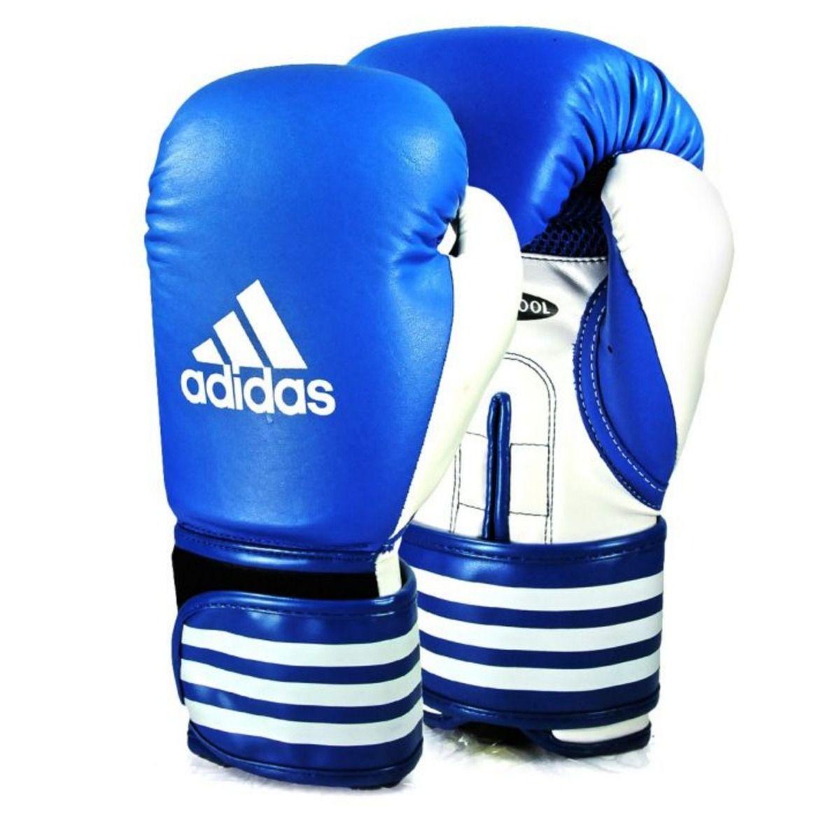 da518444c Luva Boxe Adidas Ultima Boxing - Azul - Titanes Esportes