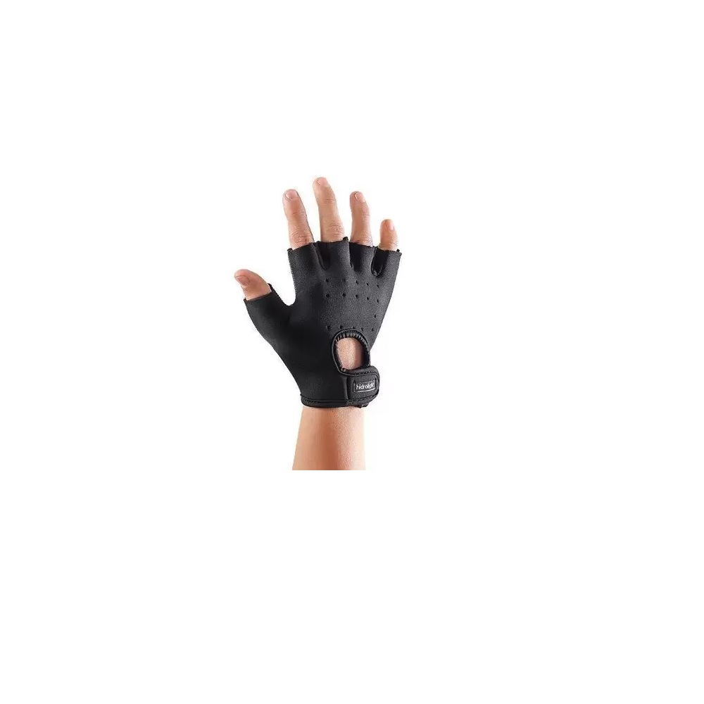 Luva Power Grip Hidrolight - Preto