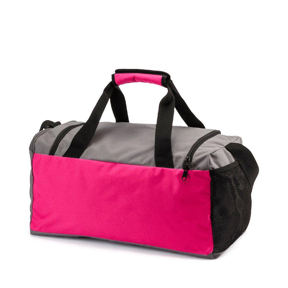 Mala Puma Beetroot Purple Sports Steel Gray Bag M