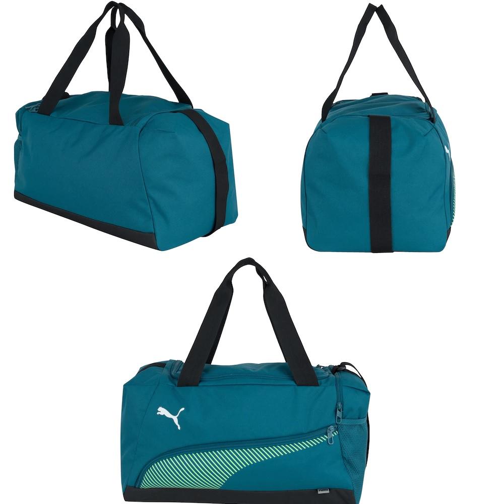 Bolsa Mala Puma Fundamentals sports S - Azul