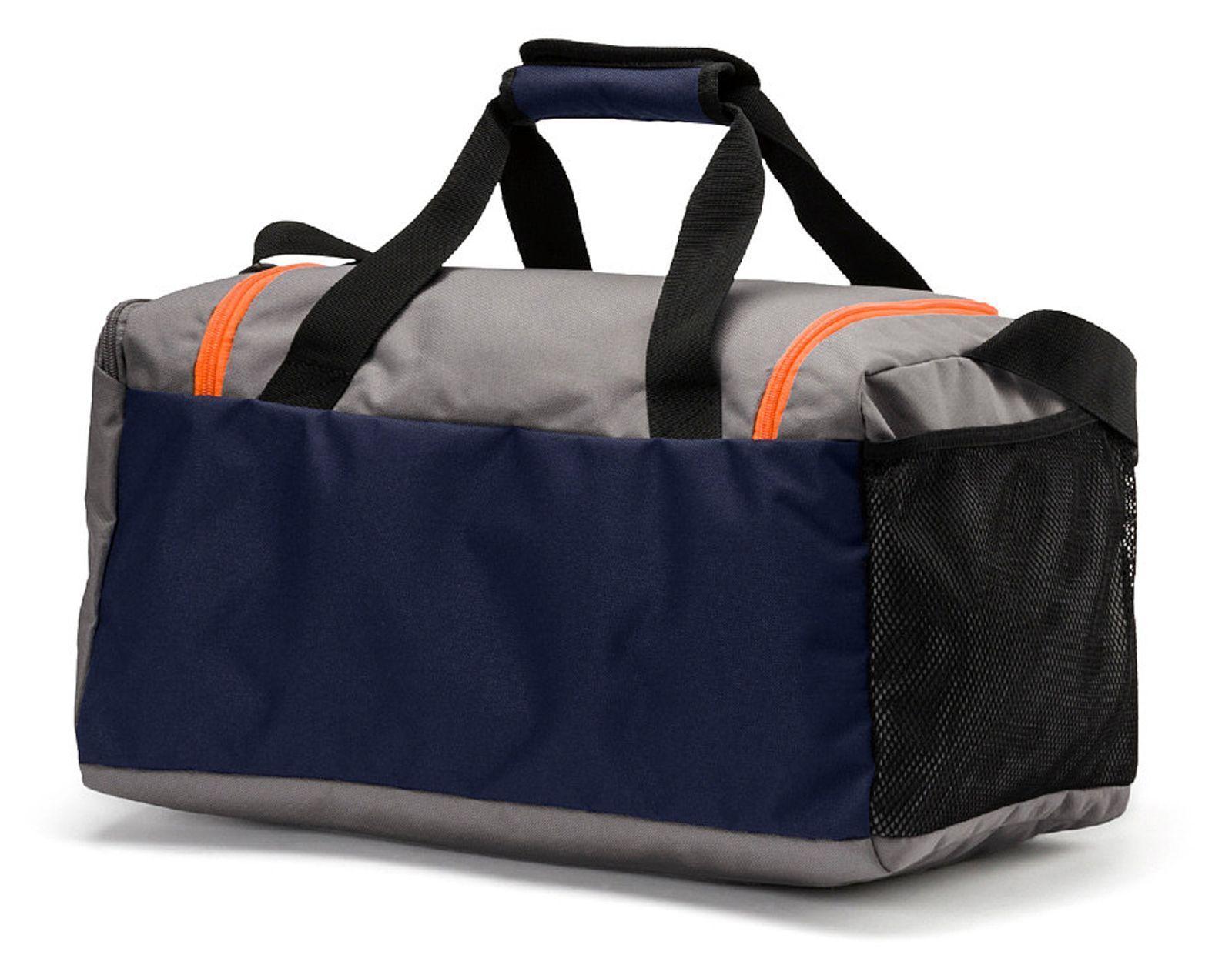 Mala Puma Peacoat Firecracker Sports Bag S