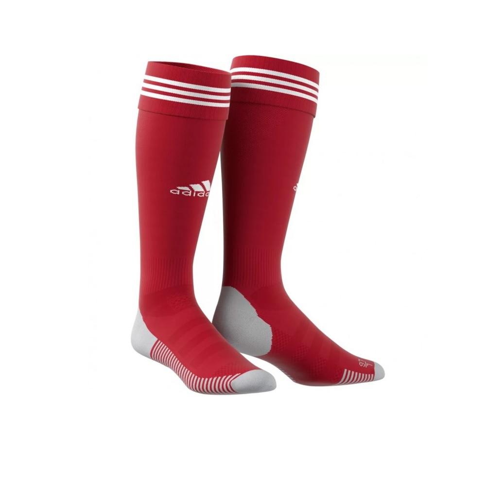 Meião Adidas Adisock 18 Vermelho - 40/42