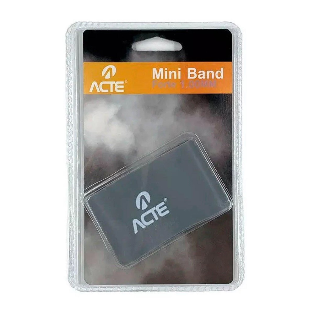 Mini Band Forte Cinza - Acte - T273